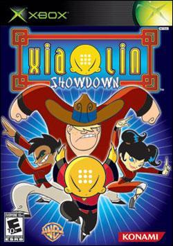 Xiaolin Showdown (Xbox) by Konami Box Art