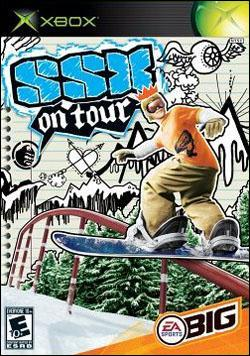 SSX On Tour (Xbox) by Electronic Arts Box Art