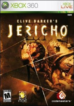 Jericho (Xbox 360) by Codemasters Box Art