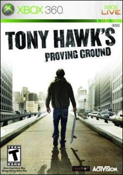 Tony Hawk's Proving Ground (Xbox 360) by Activision Box Art