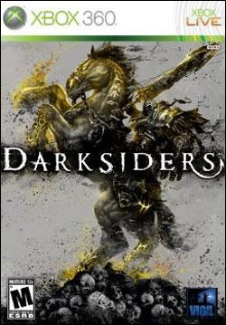 Darksiders (Xbox 360) by THQ Box Art