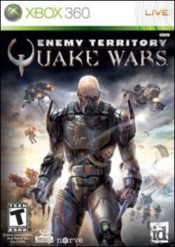 Quake Wars: Enemy Territory (Xbox 360) by Activision Box Art