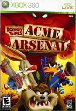 Looney Tunes: ACME Arsenal (Xbox 360) by Warner Bros. Interactive Box Art