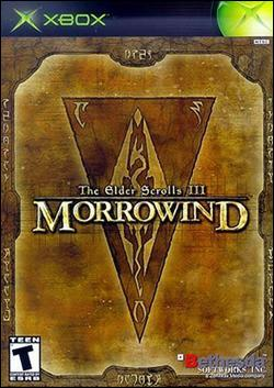 Elder Scrolls III : Morrowind (Xbox) by Bethesda Softworks Box Art