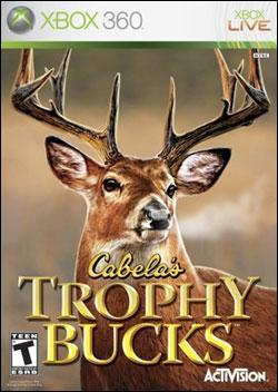 Cabela's Trophy Bucks (Xbox 360) by Activision Box Art