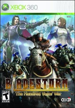 Bladestorm: The Hundred Years' War (Xbox 360) by KOEI Corporation Box Art
