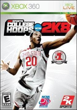 College Hoops 2K8 (Xbox 360) by 2K Games Box Art
