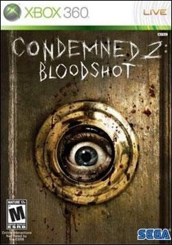 Condemned 2: Bloodshot (Xbox 360) by Sega Box Art