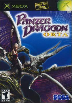 Panzer Dragoon Orta (Xbox) by Sega Box Art
