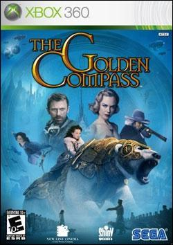 Golden Compass, The (Xbox 360) by Sega Box Art