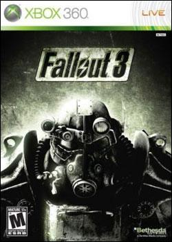 Fallout 3 (Xbox 360) by Bethesda Softworks Box Art