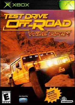 Test Drive Off-Road: Wide Open (Xbox) by Atari Box Art
