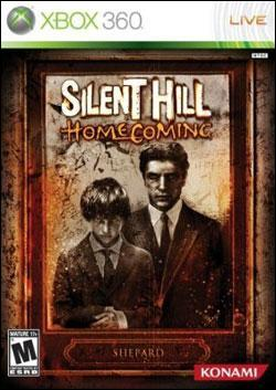 Silent Hill: Homecoming (Xbox 360) by Konami Box Art