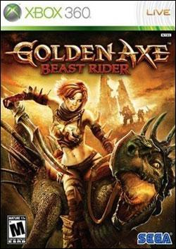 Golden Axe: Beast Rider (Xbox 360) by Sega Box Art