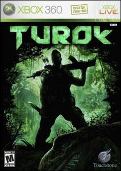 Turok (Xbox 360) by Vivendi Universal Games Box Art