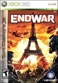 Tom Clancy's End War (Xbox 360) by Ubi Soft Entertainment Box Art