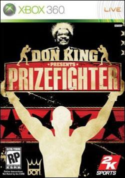 Don King Presents: Prizefighter (Xbox 360) by 2K Games Box Art