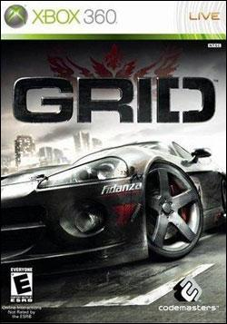 GRID (Xbox 360) by Codemasters Box Art
