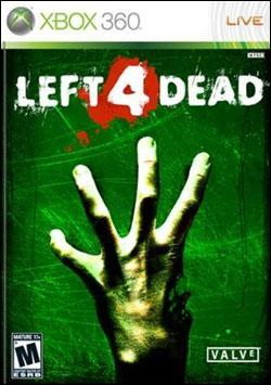 Left 4 Dead (Xbox 360) by Electronic Arts Box Art
