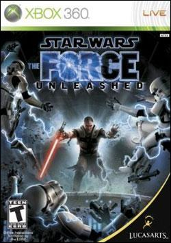 Star Wars: The Force Unleashed (Xbox 360) by LucasArts Box Art