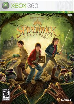 Spiderwick Chronicles, The (Xbox 360) by Vivendi Universal Games Box Art