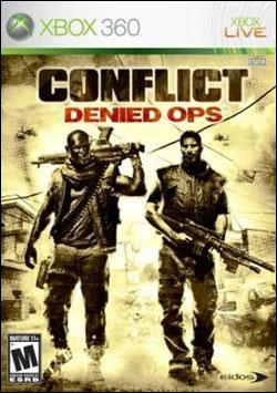 Conflict: Denied Ops (Xbox 360) by Eidos Box Art
