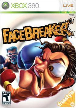 FaceBreaker (Xbox 360) by Electronic Arts Box Art