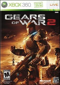 Gears of War 2 (Xbox 360) by Microsoft Box Art