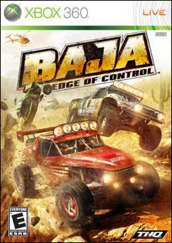 Baja: Edge of Control (Xbox 360) by THQ Box Art