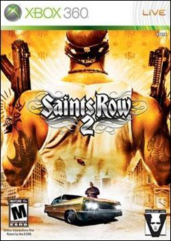 Saints Row 2 (Xbox 360) by THQ Box Art