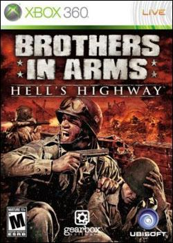 Brothers in Arms: Hell's Highway (Xbox 360) by Ubi Soft Entertainment Box Art