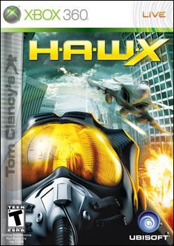 Tom Clancy's H.A.W.X. (Xbox 360) by Ubi Soft Entertainment Box Art
