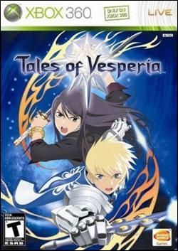Tales of Vesperia (Xbox 360) by Namco Bandai Box Art