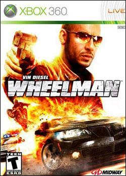 Wheelman (Xbox 360) by Ubi Soft Entertainment Box Art