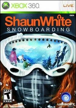 Shaun White Snowboarding (Xbox 360) by Ubi Soft Entertainment Box Art