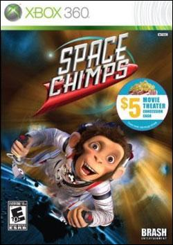 Space Chimps (Xbox 360) by 2K Games Box Art