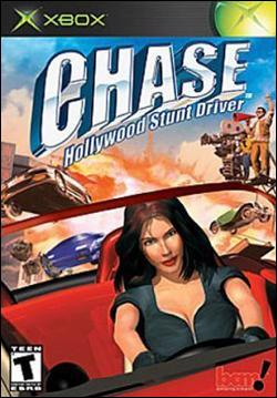 Chase: Hollywood Stunt Driver Box art