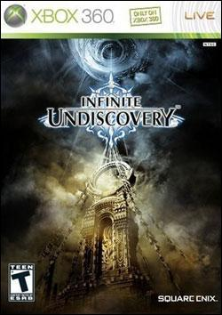 Infinite Undiscovery (Xbox 360) by Square Enix Box Art