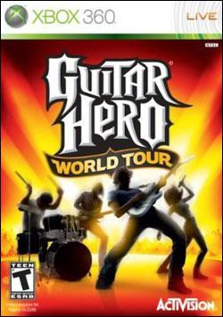 Guitar Hero: World Tour (Xbox 360) by Activision Box Art
