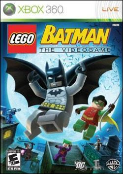 LEGO Batman the Videogame (Xbox 360) by Warner Bros. Interactive Box Art