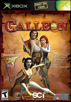 Galleon (Xbox) by Atlus USA Box Art