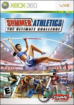 Summer Athletics The Ultimate Challenge (Xbox 360) by Crave Entertainment Box Art
