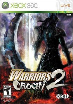 Warriors Orochi 2 (Xbox 360) by KOEI Corporation Box Art