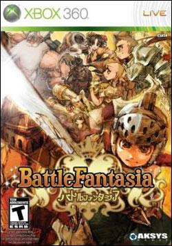 Battle Fantasia (Xbox 360) by 2K Games Box Art