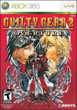 Guilty Gear 2: Overture (Xbox 360) by 2K Games Box Art