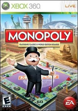 Monopoly (Xbox 360) by Electronic Arts Box Art