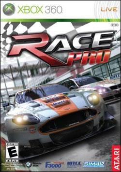 Race Pro (Xbox 360) by Atari Box Art