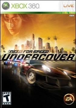 Need For Speed Undercover (Xbox 360) by Electronic Arts Box Art