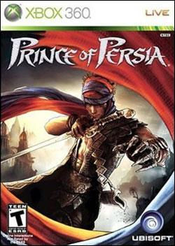 Prince of Persia (Xbox 360) by Ubi Soft Entertainment Box Art