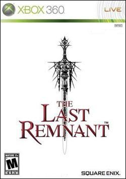 Last Remnant, The (Xbox 360) by Square Enix Box Art